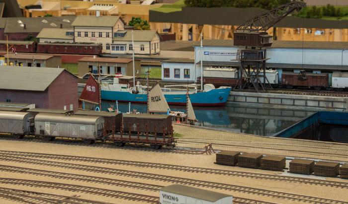 Fragtskibet i Hirtshavn