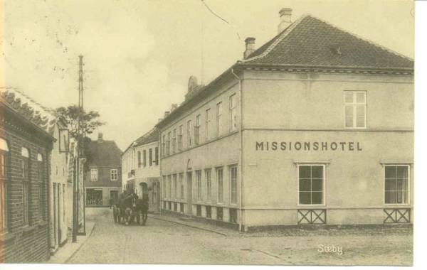 Missionshotellet