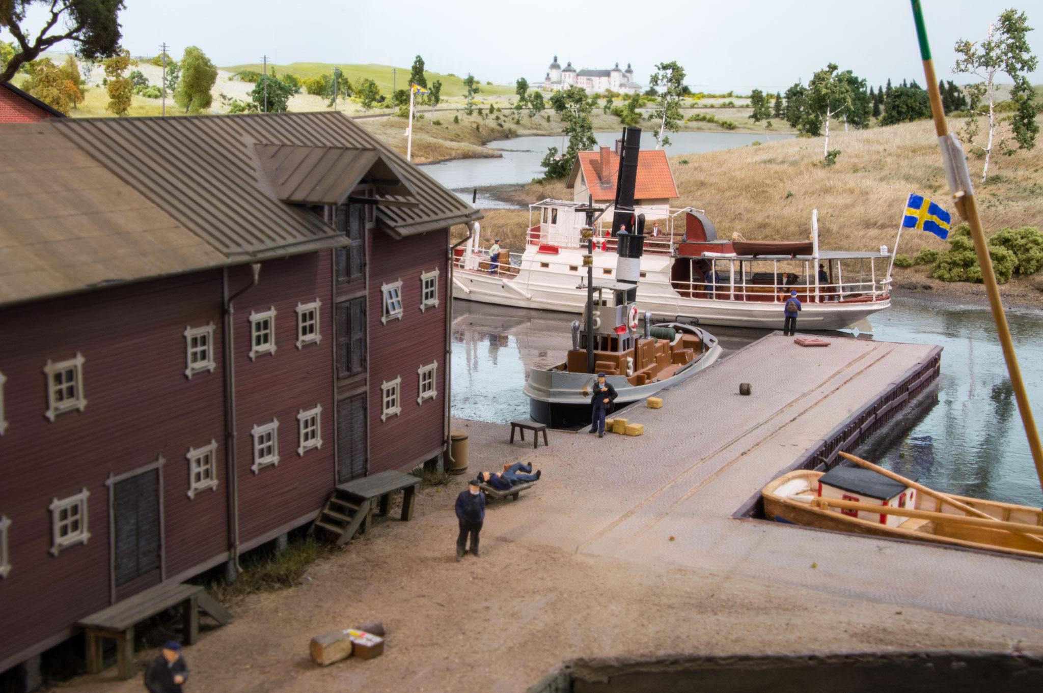Havnemiljø ved Kvarstad